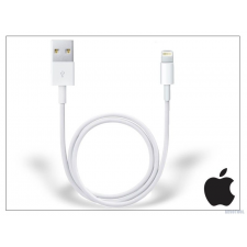 Apple Apple iPhone 5/5S/5C/SE/iPad 4/iPad Mini eredeti, gyári USB töltő- és adatkábel 50 cm-es vezetékkel - Lightning - ME291ZM/A (autóba ajánlott) tablet kellék