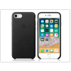 Apple Apple iPhone 8/iPhone 7 eredeti gyári bőr hátlap - MQH92ZM/A - black