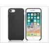 Apple Apple iPhone 8/iPhone 7 eredeti gyári szilikon hátlap - MQGK2ZM/A - black