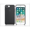 Apple Apple iPhone 8 Plus/iPhone 7 Plus eredeti gyári szilikon hátlap - MQGW2ZM/A - black