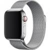 Apple Eredeti milánói szíj Apple Watch 44mm / 42mm - ezüst