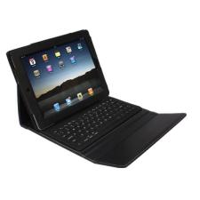 Apple iPad 2 / iPad 3 / iPad 4, Bluetooth billentyűzetes mappa tok, fekete tablet tok