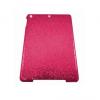 Apple iPad AIR, Műanyag hátlap védőtok, csillogós, rózsaszín