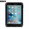 Apple iPad Pro 9.7 / iPad Air / Air 2, TPU szilikon tok, Love Mei Powerful Defender, ütésálló, fekete
