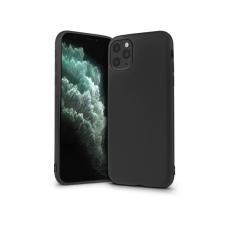 Apple iPhone 11 Pro Max szilikon hátlap - Soft Premium - fekete tok és táska