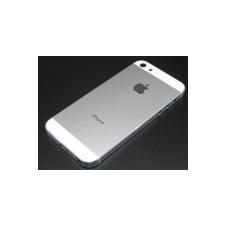 Apple iPhone 5 gyári hátlap (akkufedél) fehér* mobiltelefon előlap