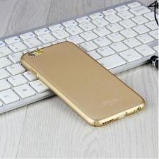 Apple iPhone 6/6S hátlap képernyővédő fóliával - IMAK Jazz II - gold tok és táska