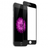 Apple iPhone 6 Plus edzett üveg kijelzõvédõ 0.3mm, fekete