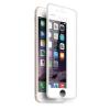 Apple iPhone 6G / 6S Plus (5.5) 3D hajlított előlapi üvegfólia fehér