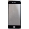 Apple iPhone 6S Plus 5.5 plexi ablak fekete*
