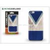 Apple iPhone 7 hátlap - BCN Caseland V Neck - blue