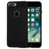 Apple iPhone 7 Plus / 8 Plus (5.5) Carbon vékony szilikon tok fekete
