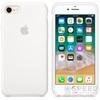 Apple iPhone 8/7 gyári szilikon hátlap tok, fehér, MQGL2ZM/A