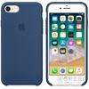 Apple iPhone 8/7 gyári szilikon hátlap tok, kobalt kék, MQGN2ZM/A