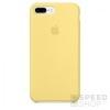 Apple iPhone 8/7 gyári szilikon hátlap tok, pollen sárga, MQ5A2