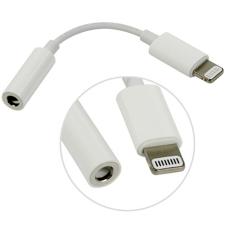 Apple LIGHTNING TO  JACK (MMX62ZM/A) kábel és adapter