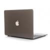 Apple MacBook 12 Retina (2017), Műanyag hátlap védőtok, szürke