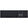 Apple Magic Keyboard számbillentyűzettel Svéd szürke