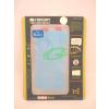 Apple Mercury Apple iPhone 4G/4S elő- és hátlapi kijelzővédő fólia világoskék