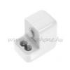 Apple USB-s töltő 5W (kábel nélkül) iPhone 2G/3G-hoz fehér (A1205)*