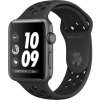 Apple Watch Nike+ GPS + Cell 38mm Space Grey Alu Case MQM82ZD/A