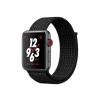 Apple Watch Nike+ GPS + Cellular 38mm Space Grey Alu Case  MQMA2ZD/A