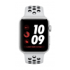 Apple Watch Series 3 Platina Fekete 38mm