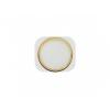 AppleKing Home Button pótalkatrész Apple iPhone 5S - arany