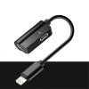 AppleKing ROCK adapter két lightning konektorral Apple iPhone - fekete