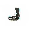 AppleKing Töltő és adatkábel jack konektorral és flex kábellal Apple iPhone 7 készülékhez - szürke