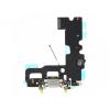 AppleKing Töltő és adatkábel jack konektorral és flex kábellal Apple iPhone 7 Plus készülékhez - szürke