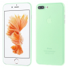 AppleKing Ultravékony 0.3 mm matt tok - Apple iPhone 8 Plus / 7 Plus - zöld