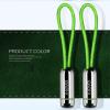 AppleKing X-LEVEL elegáns USB / lightning kábel Apple iPhone / iPad / iPod - 8cm - zöld