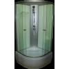 Aqualife Opal 509 Fehér mélytálcás zuhanykabin