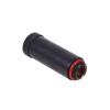 Aquatuning  toldóG1/4 - G1/4 50mm-es horganyzott - fekete matt /64287/
