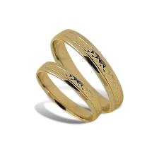 Arany női karikagyűrű - A40433S/60 gyűrű