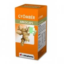 Arkocaps Gyömbér kapszula egészség termék