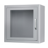 Arky- Hollandia Arky fehér beltéri defibrillátor szekrény (Beltéri fehér fali szekrény AED defibrillátor tárolásához)