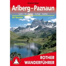 Arlberg - Paznaun - RO 4121 térkép