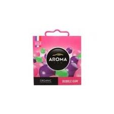 """AROMA CAR Autóillatosító, 40 g,  """"Organic bubble gum"""" illatosító, légfrissítő"""
