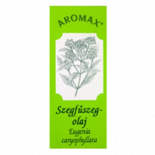 Aromax Szegfűszeg illóolaj egészség termék