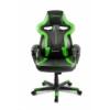 Arozzi Milano Gaming szék fekete-zöld /MILANO-GN/