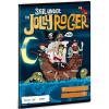 Ars Una Jolly Roger sima füzet A/5