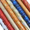 Ars Una Karácsonyi többféle színű és mintázatú metál csomagolópapír