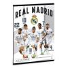 Ars Una Real Madrid 2. osztályos vonalas füzet A/5 1632