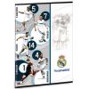 Ars Una Real Madrid 40 lapos sima füzet A/5