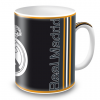 Ars Una Real Madrid fekete porcelán bögre 300ml