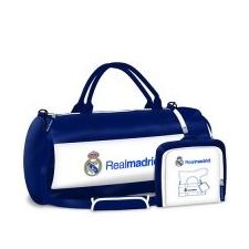 Ars Una Real Madrid - sporttáska neszeszerben kézitáska és bőrönd