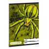 Ars Una The Wolf Spider kockás füzet A/5