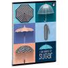 Ars Una Umbrella füzet négyzethálós A/5